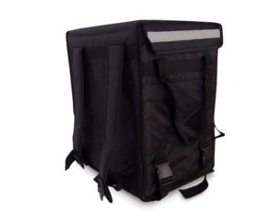 Malaysia 65L Food Delivery Thermal Bag - Side Back