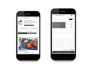 GroupMakan Customer Self Order Features