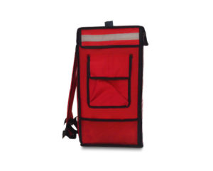 Malaysia 41L Food Delivery Thermal Bag - Red Color